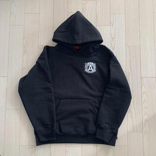シュプリーム(Supreme)のsupreme Anti Hooded Sweatshirt(パーカー)