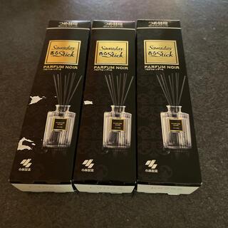 コバヤシセイヤク(小林製薬)のsawaday 香るstick つめ替え用3箱(日用品/生活雑貨)