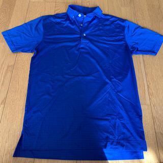 フットジョイ(FootJoy)のFootJoy FJ ゴルフウェア ポロシャツ メンズ ブルー(ウエア)