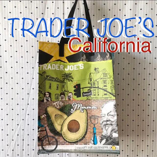 DEAN & DELUCA - TRADER JOE'Sトレーダージョーズ US限定 エコ ショッピング バッグ