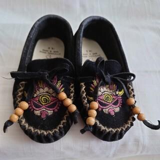 ヒステリックミニ(HYSTERIC MINI)のヒステリックミニ子供靴(ローファー)