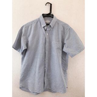 シマムラ(しまむら)のメンズボタンダウン 半袖シャツ(シャツ)