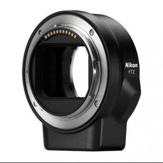 Nikon - 【新品未使用】Nikon ニコン FTZ マウントアダプター Nikkor