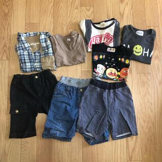 シップスキッズ(SHIPS KIDS)のキッズ服 90㎝ 春夏用 男の子服 まとめ売り(Tシャツ/カットソー)