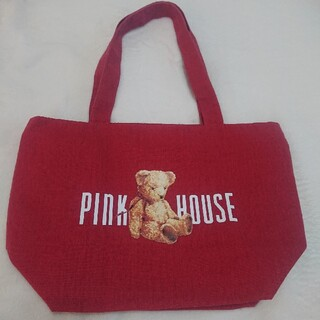 PINK HOUSE - PINK HOUSE ピンクハウス トートバッグ