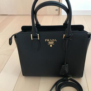 PRADA - 新品プラダサフィアーノレザーハンドバッグ