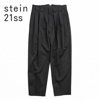 SUNSEA - stein 21ss DOUBLE WIDE TROUSERS スラックス