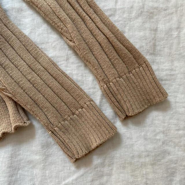 Caramel baby&child (キャラメルベビー&チャイルド)のMisha&Puff タートルネックセーター サイズ3Y-4Y キッズ/ベビー/マタニティのキッズ服女の子用(90cm~)(ニット)の商品写真
