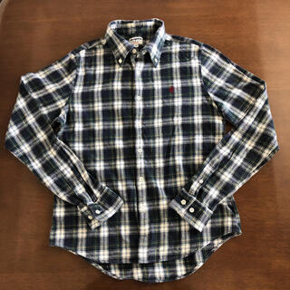 ジムフレックス(GYMPHLEX)のジムフレックス チェックシャツ ネルシャツ レディース(シャツ/ブラウス(長袖/七分))