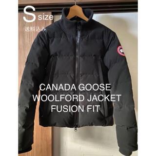 CANADA GOOSE - 正規品 未使用 カナダグース 3807MA ウールフォード ダウンジャケット S