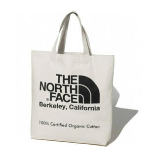 THE NORTH FACE - NM81971 K ノースフェイス オーガニックコットン トートバッグ