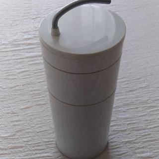 白色・コスメボックス(メイクボックス)