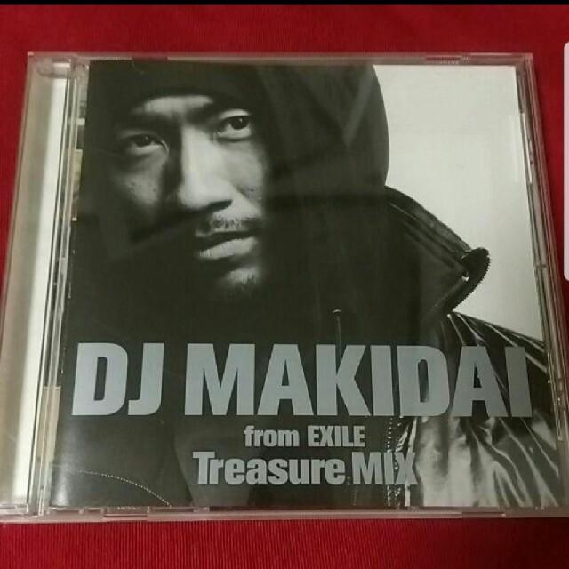 DJ MAKIDAI  from exile treasure mix マキダイ エンタメ/ホビーのCD(ポップス/ロック(洋楽))の商品写真