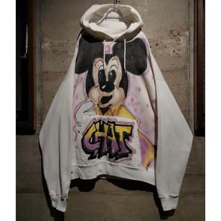 """Remake"" Spray Paint Art Mickey Vintage (スウェット)"