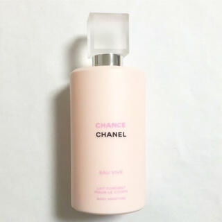CHANEL - CHANEL ボディークリーム EAU VIVE
