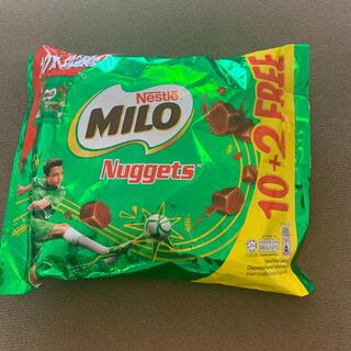 ネスレ(Nestle)の大人気‼︎再入荷‼︎ネスレ ミロ ナゲット Nestle Milo nugget(菓子/デザート)