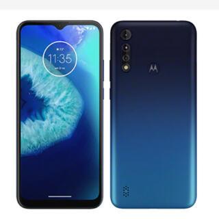 モトローラ(Motorola)の moto g8 power lite 4GB/64GB ロイヤルブルー(スマートフォン本体)
