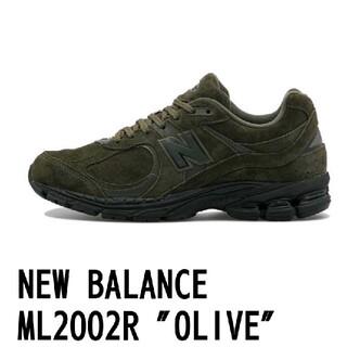 ニューバランス(New Balance)の26.5cm★オリーブ★New Balance ML2002RM OLIVE(スニーカー)