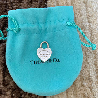 ティファニー(Tiffany & Co.)のティファニー ハート ペンダント トップ ネックレス(ネックレス)