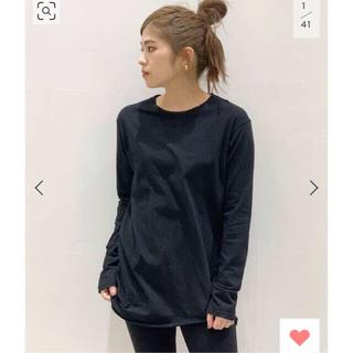 L'Appartement DEUXIEME CLASSE - 完売 AP STUDIO Distortion Tシャツ アパルトモン