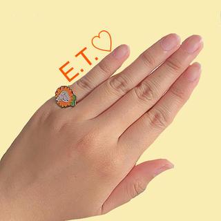 スピンズ(SPINNS)の👽 E.T.リング 👽(リング(指輪))