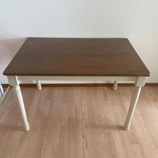 ウニコ(unico)のアンティーク ダイニングテーブル(ダイニングテーブル)