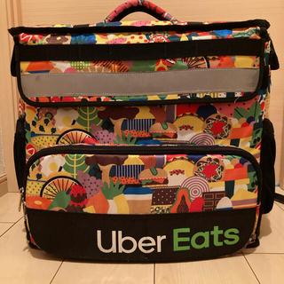 Uber eatsウーバーイーツアーティスト海外バック