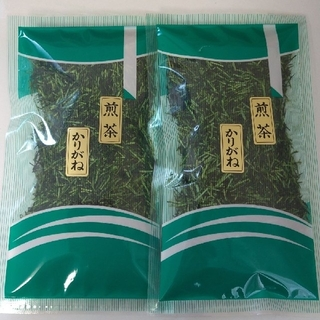 【大和茶】緑茶/茎茶 かりがね100g×2袋(茶)