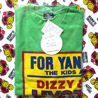 HYSTERIC GLAMOUR - DIZZY&MILKY Tシャツ