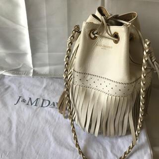 J&M DAVIDSON - 定番 J&M DAVIDSON カーニバル L クリームホワイト USED