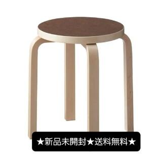 ムジルシリョウヒン(MUJI (無印良品))の無印良品 artek Stool E60 バーチ材スツール(スツール)
