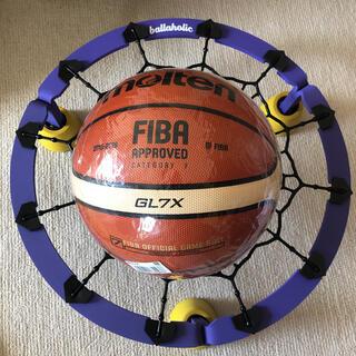 モルテン(molten)の新品未使用 molten モルテン BGL7X バスケットボール 天然皮革 7号(バスケットボール)