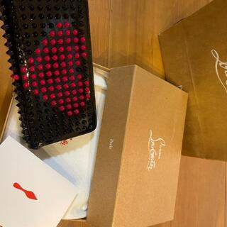 クリスチャンルブタン(Christian Louboutin)のクリスチャンルブタン バレンタイン 長財布 新品未使用(財布)