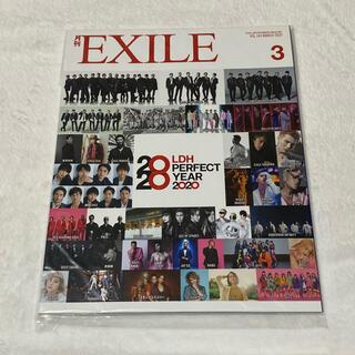 エグザイル トライブ(EXILE TRIBE)の月刊exile 2020年 3月号(アート/エンタメ/ホビー)