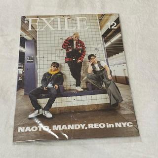 エグザイル トライブ(EXILE TRIBE)の月刊exile naoto 関口メンディー 佐野玲於 2018年 12月号(アート/エンタメ/ホビー)