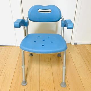 Panasonic - パナソニック介護用浴室椅子シャワーチェア ワンタッチおりたたみ