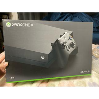 エックスボックス(Xbox)のxbox one  本体(家庭用ゲーム機本体)