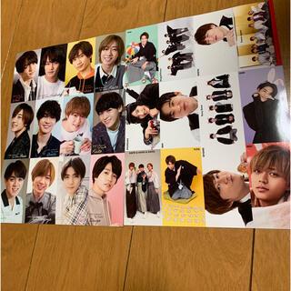 ジャニーズ(Johnny's)のMyojo デタカ 厚紙カード 4月号 抜けなし(アイドルグッズ)