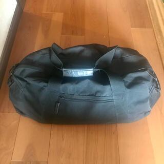 ムジルシリョウヒン(MUJI (無印良品))の無印良品 ボストン 黒 旅行(ボストンバッグ)