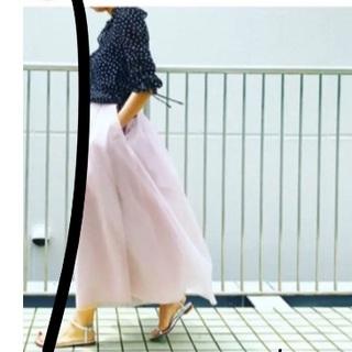 ツルバイマリコオイカワ(TSURU by Mariko Oikawa)のスカート(ロングスカート)