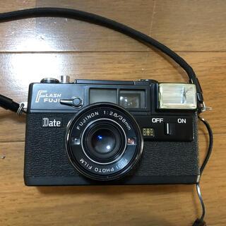 フジフイルム(富士フイルム)のフイルムカメラ フラッシュ フジカ デート(フィルムカメラ)