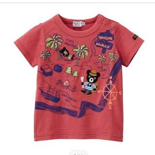 DOUBLE.B - 【新品】ミキハウス ダブルビー Tシャツ 80