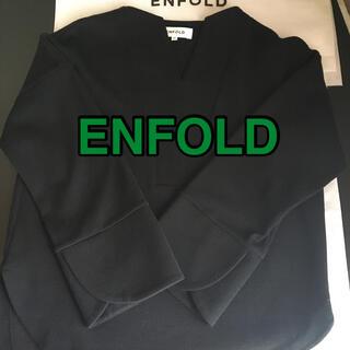 ENFOLD - エンフォルド ENFOLD カットソー ニット ナゴンスタンス