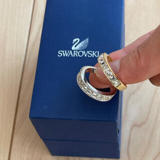 スワロフスキー(SWAROVSKI)のゆっこ様専用 スワロフスキー 指輪セット(リング(指輪))