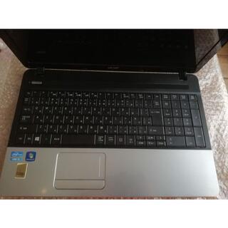 エイサー(Acer)の【新品バッテリー】acer Aspire E1(ノートPC)