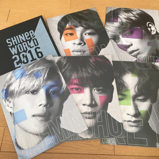 SHINee - SHINee D×D×D LIVE TOUR2016☆ライブツアーパンフレット