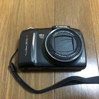 キヤノン(Canon)のデジタルカメラ Canon PowerShot SX110IS(コンパクトデジタルカメラ)