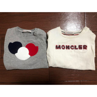 moncler カットソー