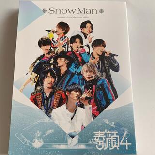 Johnny's - 素顔4  SnowMan盤 DVD 3枚組