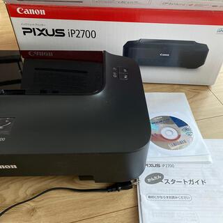 Canon - Canon PIXUS iP2700 プリンター